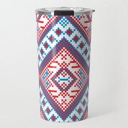 Slavik Cross stitch pattern Travel Mug