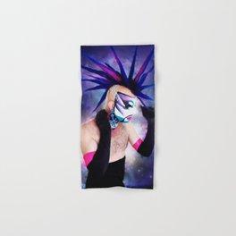 Star Punk Glam Fx  Hand & Bath Towel