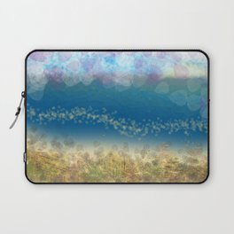 Abstract Seascape 02 wc Laptop Sleeve