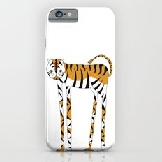 Long legs Tiger Slim Case iPhone 6s