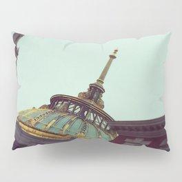 Antique Architecture Pillow Sham