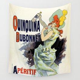 Apéritif Quinquina Dubonnet Wall Tapestry