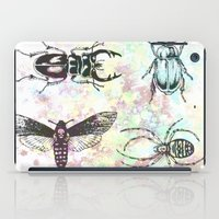 bugs iPad Cases featuring Bugs! by Maria Enache