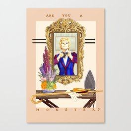 TPoH: Are you a Monster? Canvas Print