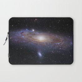 Andromeda Galaxy Laptop Sleeve