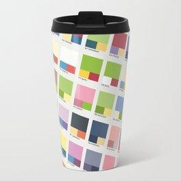 Poke-Pantone 2 (Johto Region) Travel Mug
