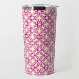 Happy Days in Pink-P356 Travel Mug