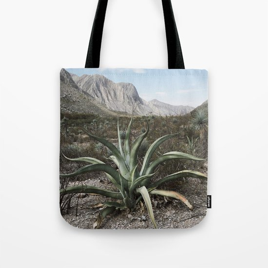 Mexico Century Tote Bag