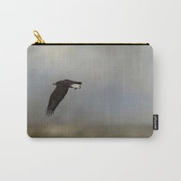 Into The Wild Blue Carry-All Pouch