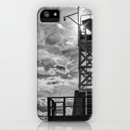 Leuty Lifeguard Station - The Beaches - Toronto iPhone Case
