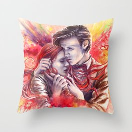 Before You Fade From me Throw Pillow