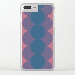 Gradual Sunset Clear iPhone Case