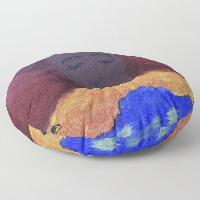 Mother Taurus Floor Pillow