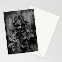 wordsunsaid bw Stationery Cards