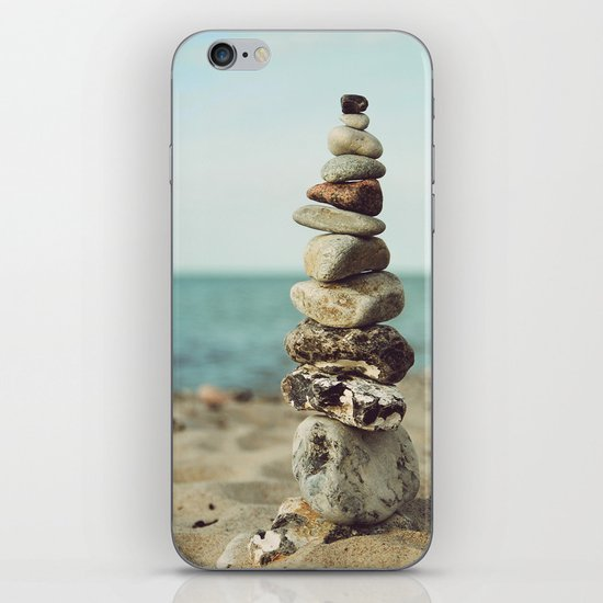 poised iPhone & iPod Skin