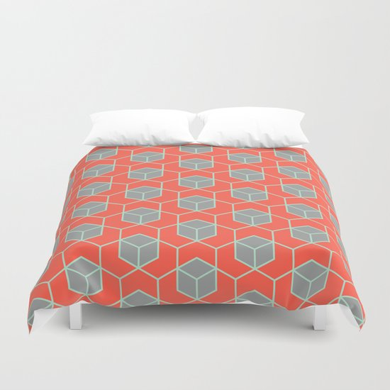 pattern301014 Duvet Cover