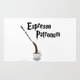 Espresso Patronum design Rug