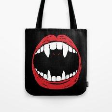 Vampire Bat Tote Bag