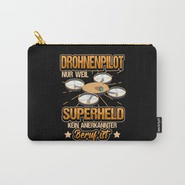 Drone Pilot Racing FPV Aircraft Race Carry-All Pouch