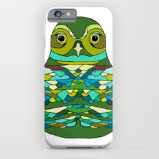 Green Owl Slim Case iPhone 6s