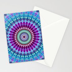 Geometric Mandala G382 Stationery Cards