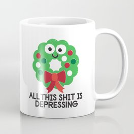 Ho Ho Hopeless Coffee Mug