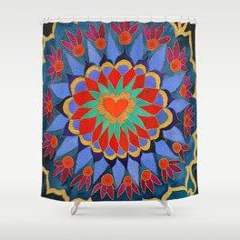 Feral Heart #04 Shower Curtain