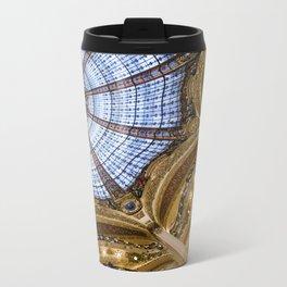 The Galleries Metal Travel Mug