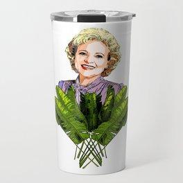 Rose the Golden Girl Travel Mug