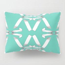 Number 7 - V2 Pencil Pillow Sham