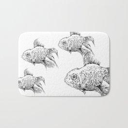 Goldfishes Bath Mat