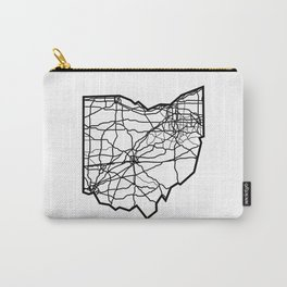 Ohio Love Where You're From Carry-All Pouch