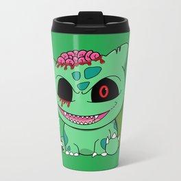 Zombimon - 001 Metal Travel Mug