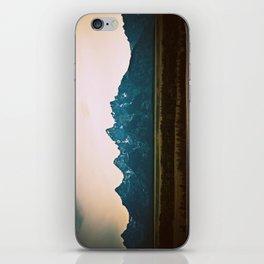 Tetons iPhone Skin