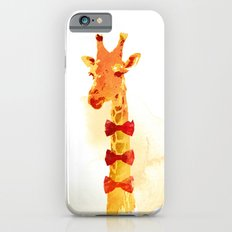 Elegant Giraffe iPhone 6s Slim Case