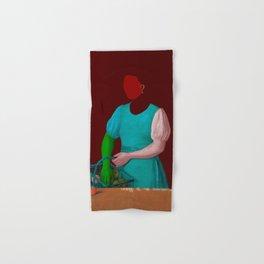 The truth is dead · ? Die Frau mit den Bananen · Loesung C Hand & Bath Towel