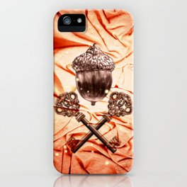 """Laundry Day Series: """"Knowledge Nut"""" iPhone Case"""