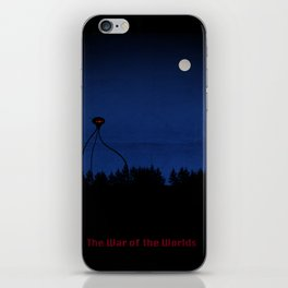 Tripod iPhone Skin