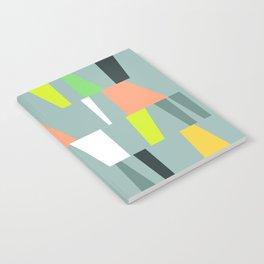 Modern Geometric 41 Notebook