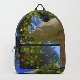 Hanging Flower Backpack