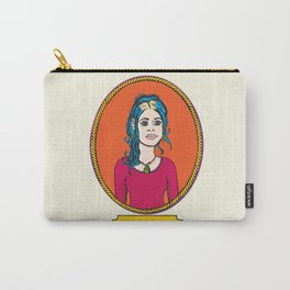 Oh My Darling Clementine Carry-All Pouch