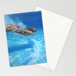 Sea pleasure Stationery Cards