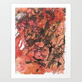 b Art Print