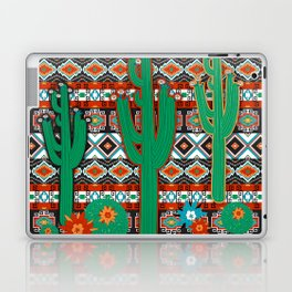 Southwest Cactus Laptop & iPad Skin