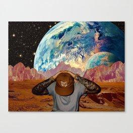 Don't Trip Canvas Print