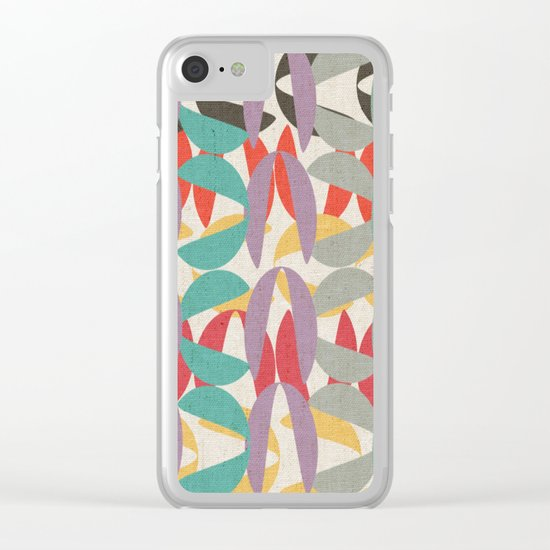 Intersections Clear iPhone Case