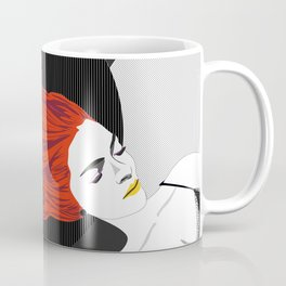 Laces Coffee Mug