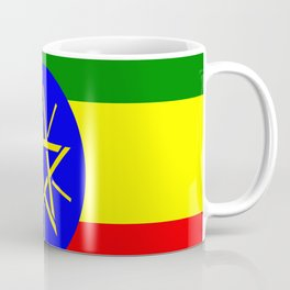 Flag of Ethiopia Coffee Mug
