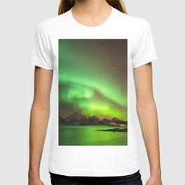 Aurora Borealis 4 T-shirt