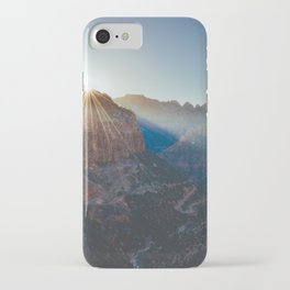Zion iPhone Case